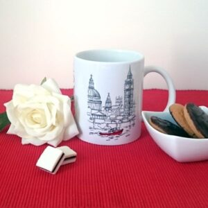 London Skyline Coffee Mug - Designer Mugs & Gifts - Talex Interiors