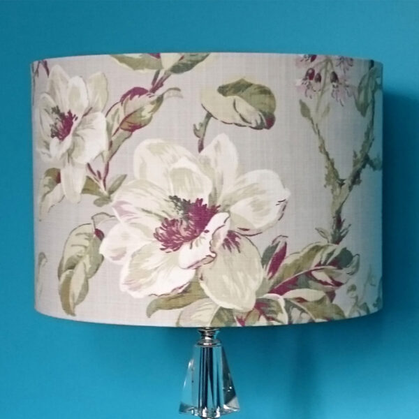 Modern Grey Lampshade for Ceiling, Floor or Table Lamp - Talex Interiors