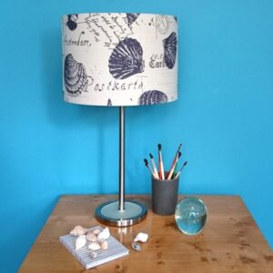 Nautical Lampshade for Ceiling, Floor/Table Lamp - Talex Interiors