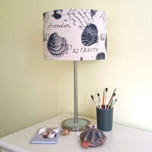 Nautical Lampshade for Ceiling, Floor/Table Lamp - Talex Interiors