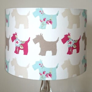 Vintage Nursery Lampshade for Ceiling or Table Lamp - Talex Interiors