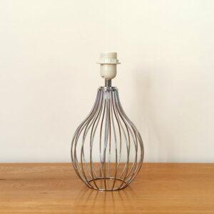 Chrome Table Lamp Base - Designer Lamps - Talex Interiors, UK