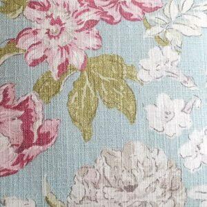 Duck Egg Cushion in Shabby Chic Style - Designer Cushions & Pillows - Talex Interiors, UK