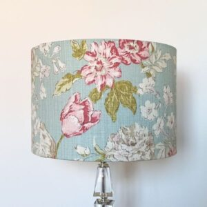Duck Egg Lampshade for Pendant/Ceiling Light or Standard/Table Lamp - Talex Interiors, UK