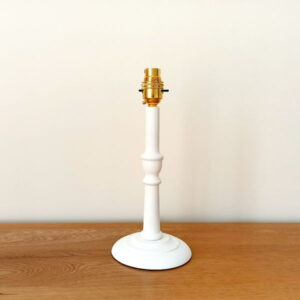 Small White Table Lamp - Designer Lamps - Talex Interiors, UK