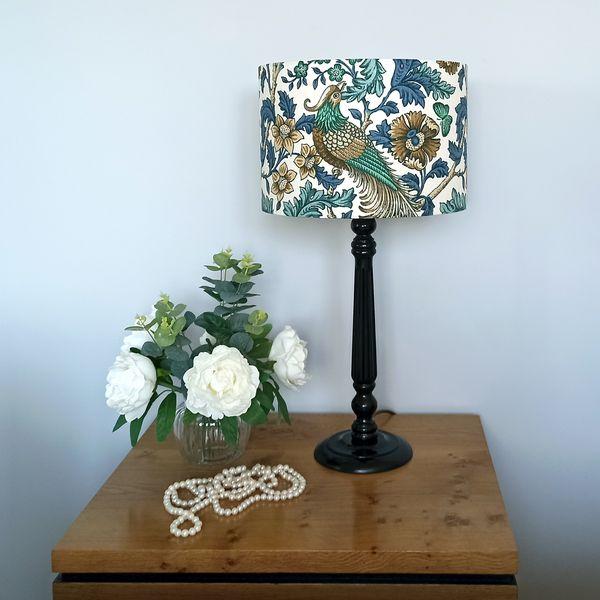 Tall Black Table Lamp - Designer Lamps - Talex Interiors, UK
